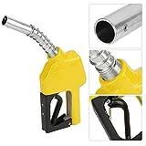 Ugelli iniezione carburante Ugelli a chiusura automatica in alluminio per distributori di benzina nelle fabbriche