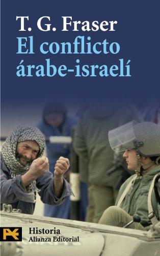 El conflicto árabe-israelí (El libro de bolsillo - Historia)