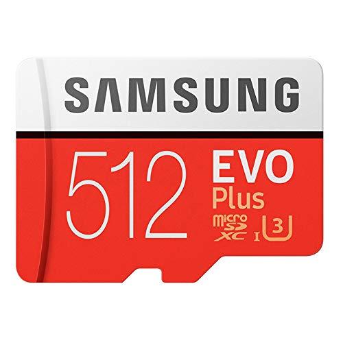 Samsung EVO Plus 256GB classe 10UHS-I microSDXC U3con adattatore (mb-mc256ga/APC)