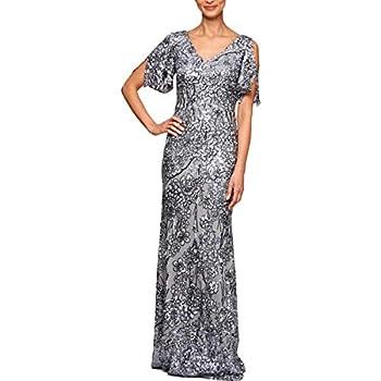 Best formal silver dresses Reviews