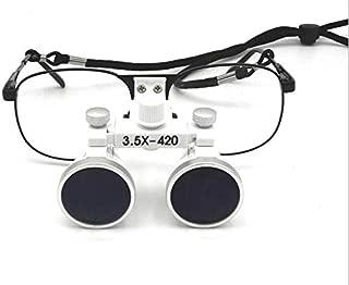Global-Dental 3.5X Medical Binocular Loupes Glasses Magnifier DY-104