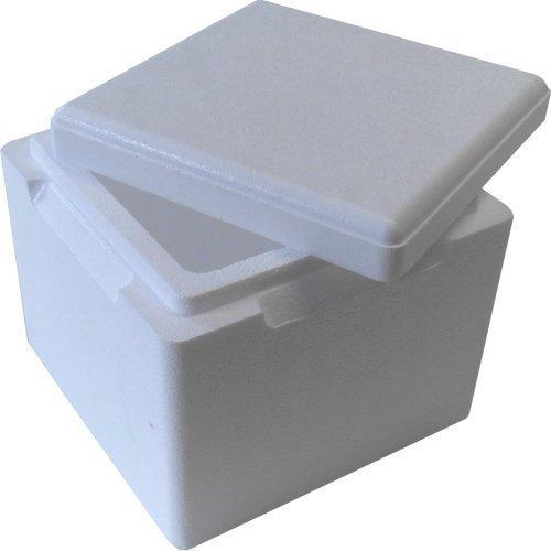 Isolierbox con Tapa 3,5L 225x225x195mm Caja