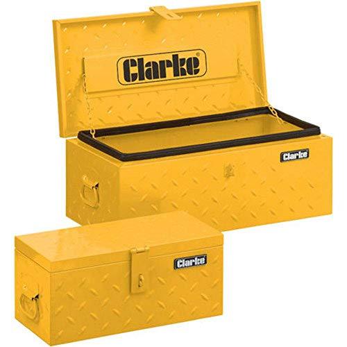Clarke CC6748D 2 piezas Carro de herramientas