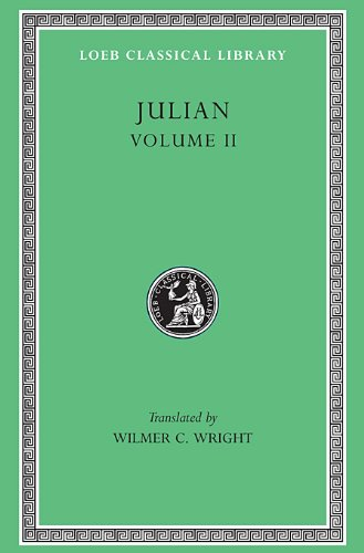 Works: v. 2 (Loeb Classical Library)