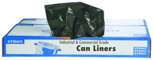 Save %13 Now! Stout Recycled Content Trash Bags
