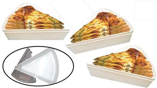 Brick Oven 5134100 Pizza Slice Saver White