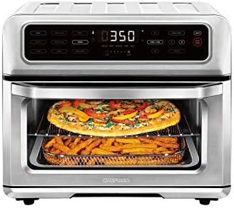 Chefman Dual-Function Air Fryer + Toaster Oven Combo