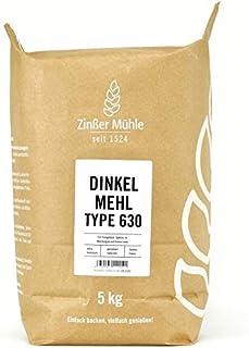 Dinkelmehl Type 630 5 kg