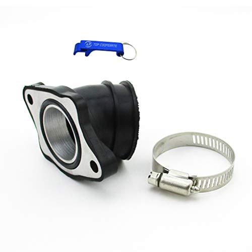 TC-Motor Upgrade 30mm Carburetor Carb Intake Manifold Inlet Pipe For 200cc 250cc Engine Dirt Bike ATV Quad Buggy