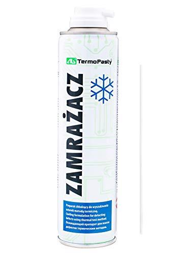 Gefriermittel Freeze Spray 600ml Thermische Fehlersuche -55ﹾC Freezing Kältespray AGT-129