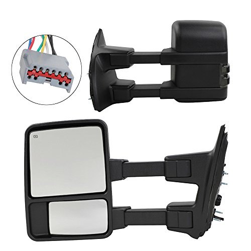 05 f350 tow mirrors - 5