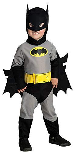 Rubie's Infant Batman Costume,Black,12-24 Months