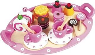 Discoveroo Patisserie Wooden Tea Set for Kids by BabyMarket