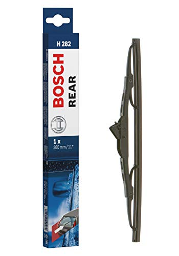 Bosch Scheibenwischer Rear H282, Länge: 280mm – Scheibenwischer für Heckscheibe