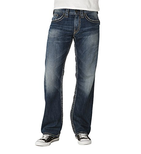 Silver Jeans Men's Zac Flap Jean