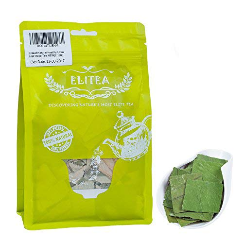 ELITEA 2.1oz Lotus Leaf Loose Tea Heye Best for Weight Lose Slimming