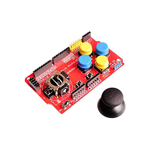 Treedix Game Joystick Expansion Board Simulates Keyboard and Mouse...