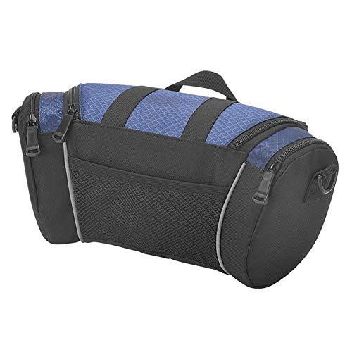 Roswheel Bicycle Bags, Bike Handlebar Front Frame Tube Basket Pocket...