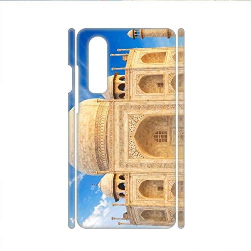 Cajas De Plásticos Duros Compatible con Huawei P30 Gracioso Tener con Taj Mahal para Niños