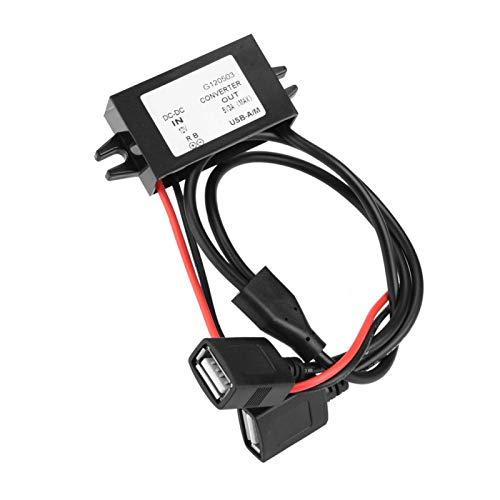 Convertidor de pasos USB confiable duradero impermeable para pantalla LED