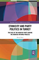 Ethnicity and Party Politics in Turkey: The Rise of the Kurdish Party During the Kurdish Opening Process 0367785536 Book Cover