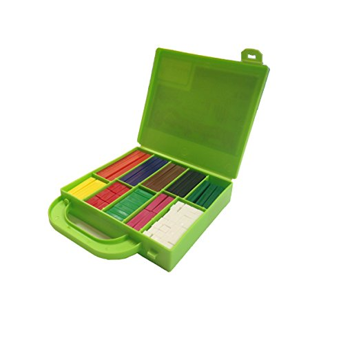 Italveneta Didattica 506-Koffer mit Rechenstäbchen für die Schule
