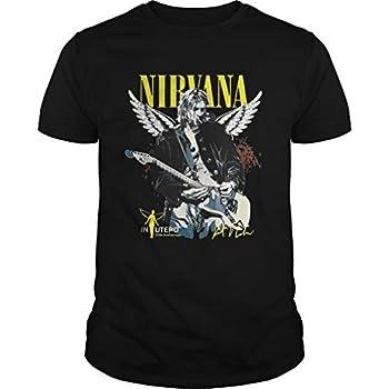 jamestrond Kurt D.onald Cobain N.irvana I.nlutreo 20th Anniversary Shirt - T Shirt for Men and Women.