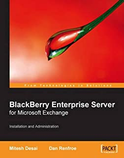 blackberry enterprise server exchange