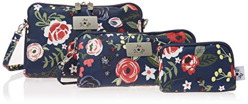 JuJuBe Be Set - 3 Baglets - Midnight Posy