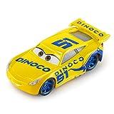 Pixar Cars 3 Rayo Mcqueen Jackson tormenta Mater 1:55 Diecast Metal de aleación Modelo de Coche de Juguete Niños Niños ( Color : Cruz 51 )