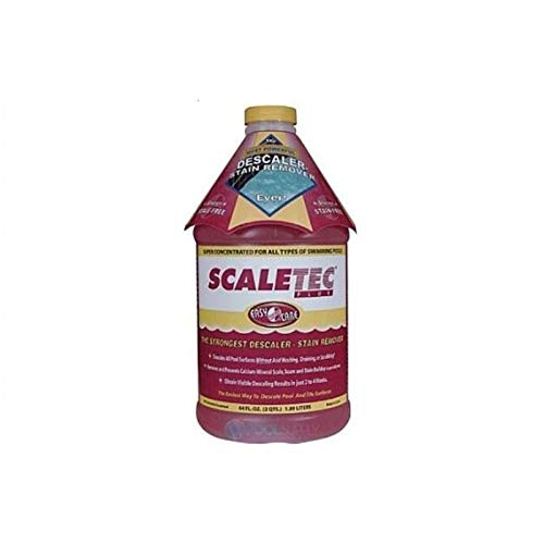 EasyCare 20064 Scaletec Plus Descaler and Stain Remover, 64 oz. Bottle by McGrayel