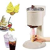 Selbst gemachte elektrische Eismaschine Rezepte, Kegel Eis-Hersteller-Maschine, Vollautomatische...