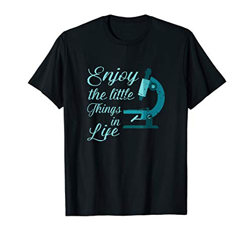 Biologist Science Laboratory Microscope Gift Biology T-Shirt