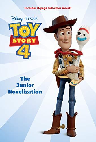 Toy Story 4: The Junior Novelization (Disney/Pixar Toy Story 4)