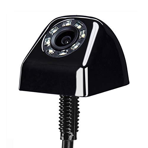 CICMOD Caméra de Recul HD Caméra de Recul Universelle avec 8 LED Vision Nocturne Grand Angle étanche pour Voiture
