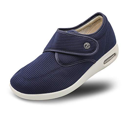 Secret Slippers Women's Diabetic Air Cushion Walking Shoes