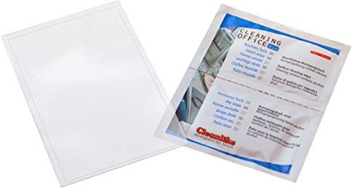 Neoxum AS Glasklare Displayschutzfolie mit Silberstaub für Huawei U8185 Ascend Y100