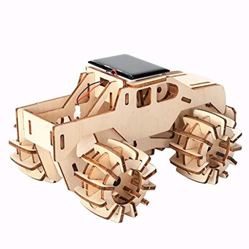 Holz Solar Modell