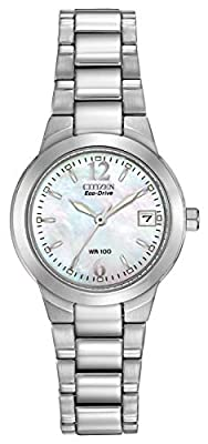 Citizen Watches Womens EW1670-59D Silhouette Sport Eco Drive Watch