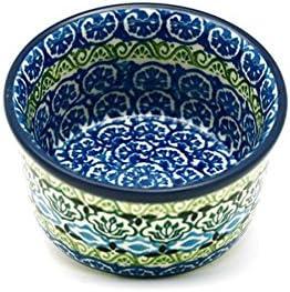 Polish Pottery Ramekin Max 60% OFF Tranquility - Oklahoma City Mall