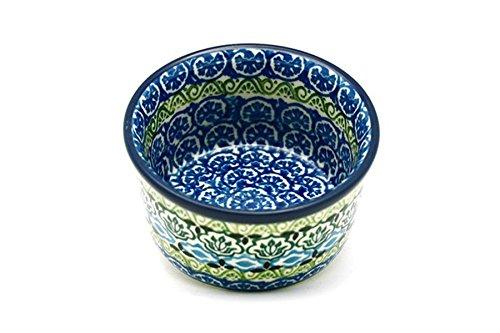 Polish Pottery Ramekin - Tranquility