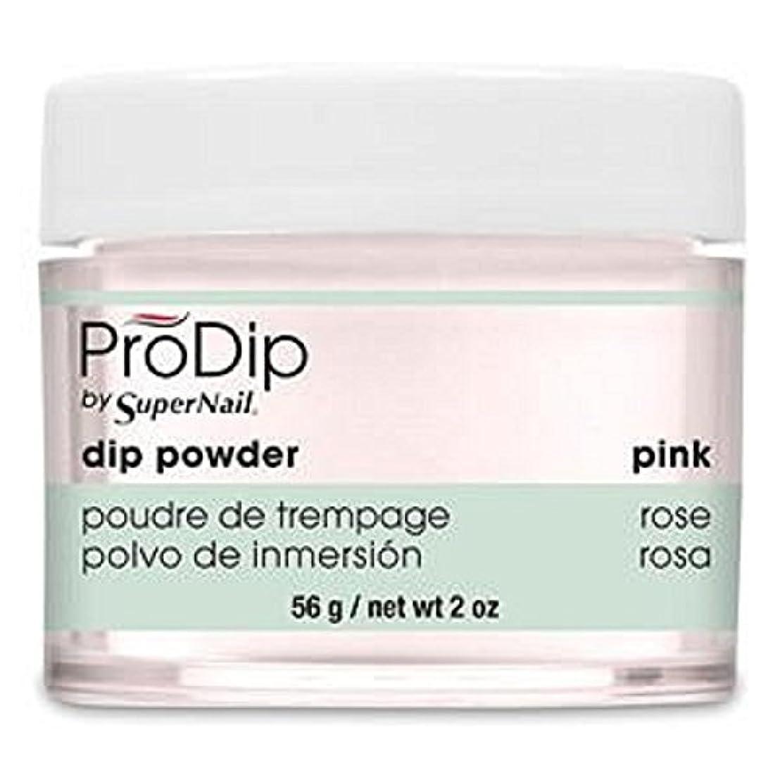 袋回路間接的SuperNail - ProDip - Dip Powder - Pink - 56 g/2 oz