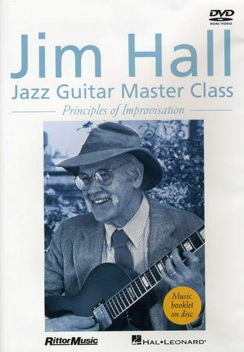 Jim Hall - Jazz Guitar Master Class