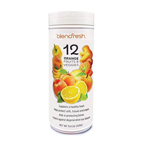Blendfresh Orange Superfood & Whole Food Powder