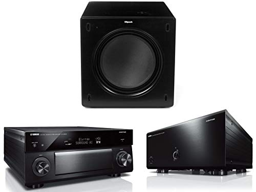 Lowest Price! Yamaha Amp/Preamp Bundle. Includes (1) Yamaha CX-A5200 AVENTAGE 11.2-Channel AV Preamp...