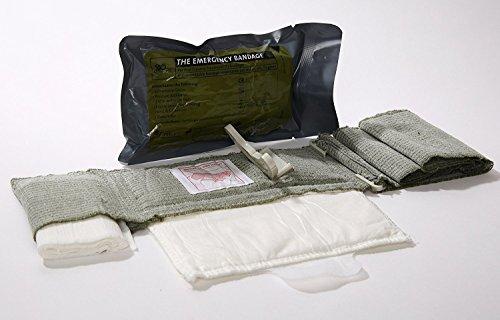 T3-Notfallbandage, Taktische Traumabehandlung – 10,2 cm