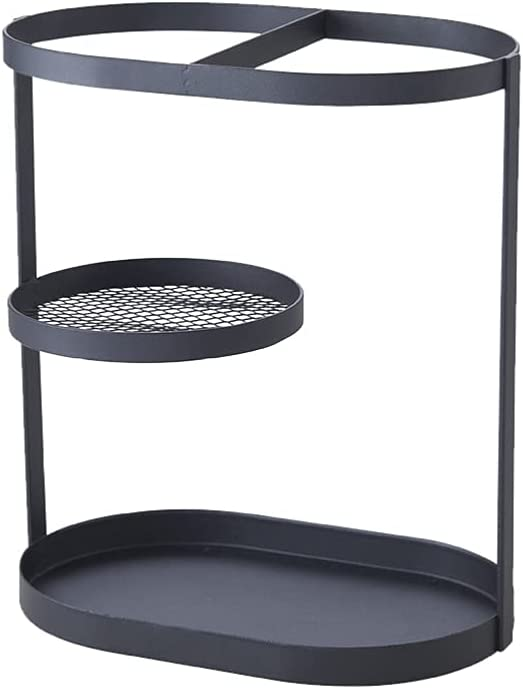 Selling and selling Toyvian Metal Umbrella Stand Assembled Storage Rack Ultra-Cheap Deals Hol
