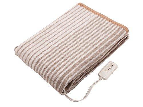 コイズミ 電気毛布 水洗いOK 130×80cm KDS-4061