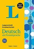 Langenscheidt Grundwortschatz Deutsch Als Fremdsprache/ Langenscheidt Basic German Vocabulary (Langenscheidt Basic Vocabulary)