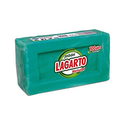 Lagarto Jabón Natural pastilla azul 250 gramos